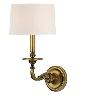 Hudson Valley Lighting 910 Whitmire - One Light Wall Sconce