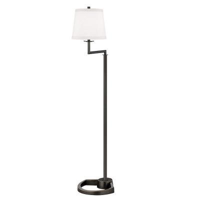 Hudson Valley Lighting L337-OB-WS Higgins - One Light Floor Lamp
