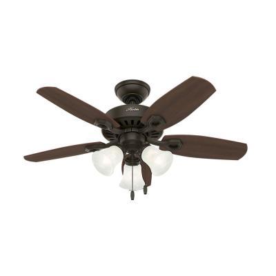 """Hunter Fans 52107 Builder - 42"""" Ceiling Fan"""