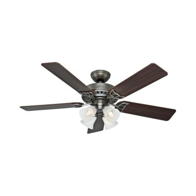 "Hunter Fans 53065 Studio Series - 52"" Ceiling Fan"