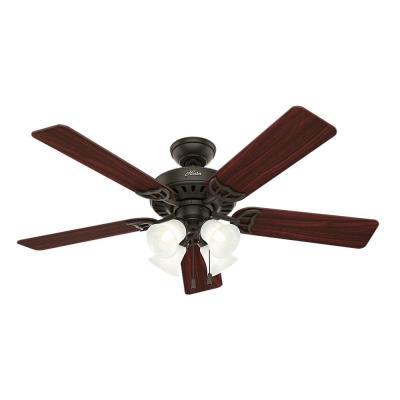"""Hunter Fans 53067 Studio Series - 52"""" Ceiling Fan"""