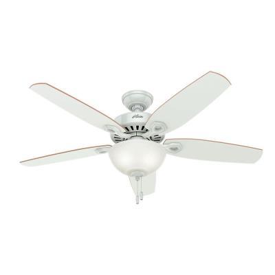 """Hunter Fans 53089 Builder Deluxe - 52"""" Ceiling Fan"""