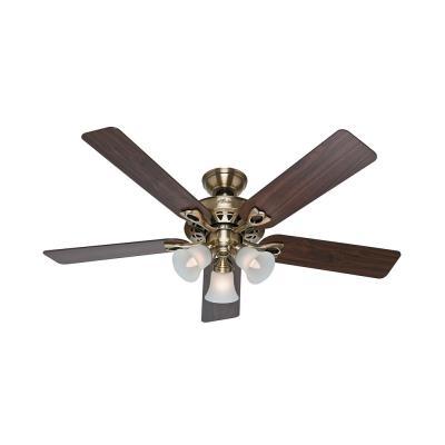 """Hunter Fans 53115 The Sontera - 52"""" Ceiling Fan"""