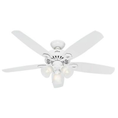 Hunter Fans 53236 Builder Plus - 52 Inch Ceiling Fan