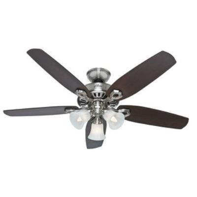 Hunter Fans 53237 Builder Plus - 52 Inch Ceiling Fan