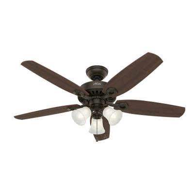 Hunter Fans 53238 Builder Plus - 52 Inch Ceiling Fan
