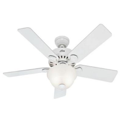 """Hunter Fans 53251 Pro's Best Five Minute - 52"""" Ceiling Fan"""
