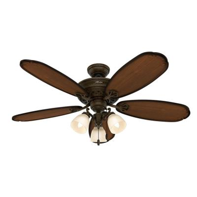 "Hunter Fans 54015 Crown Park - 54"" Ceiling Fan"