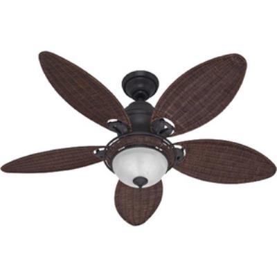 """Hunter Fans 54095 Caribbean Breeze - 54"""" Ceiling Fan"""