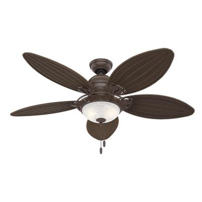 "Hunter Fans 54095 Caribbean Breeze - 54"" Ceiling Fan"