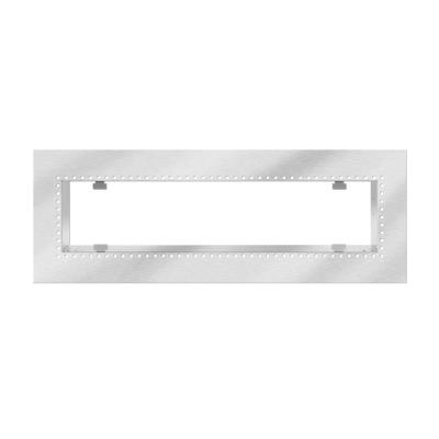 "Infratech 18 2305FMF Accessory - Flush Mount Frame 61 1/4"" Units"
