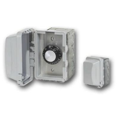 Infratech 14 4110 Accessory - 120 Volt Single Reg With Flush Mount & Gang Box