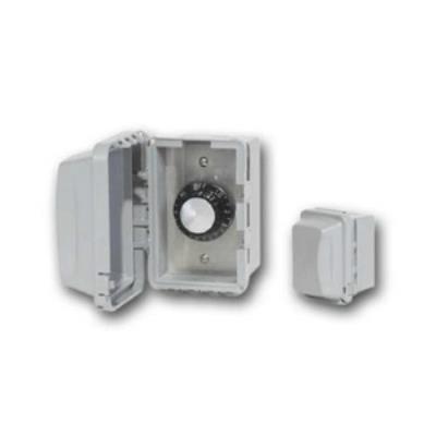 Infratech 14 4120 Accessory - 120 Volt Single Reg Surface Mount & Gang Box