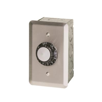 Infratech 14 4100 Accessory - 120 Volt Single Reg With Wall Plate & Gang Box