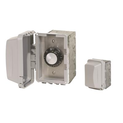 Infratech 14 4210 Accessory - 240 Volt Single Reg With Flush Mount & Gang Box