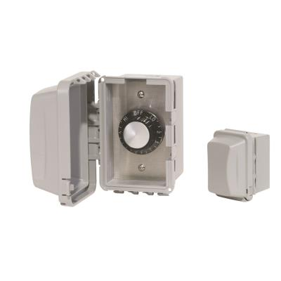 Infratech 14 4220 Accessory - 240 Volt Single Reg Surface Mount & Gang Box