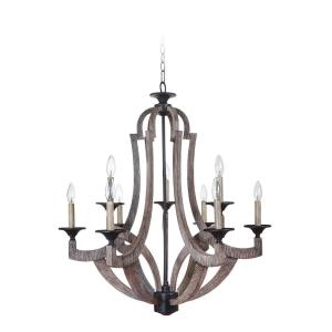 Winton - Nine Light Chandelier