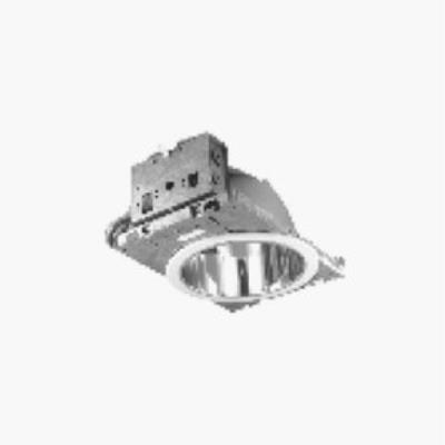 "Jesco Lighting CFH80C-226-E Two Light 26 Watt Quad 4-Pin 8"" Horizontal Mounting Frame"