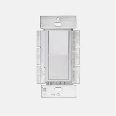 "Jesco Lighting DS-DV-TV-WH Accessory - 2.63"" Wall Plate Dimmer Switch"