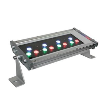 Jesco Lighting WWT-15-12-HW-30-RGB-B WWT Series - LED Hard-Wire Outdoor Wall Washer