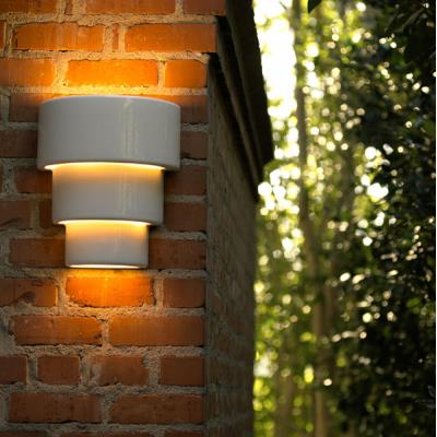 Justice Design 2235 Large Terrace Sconce