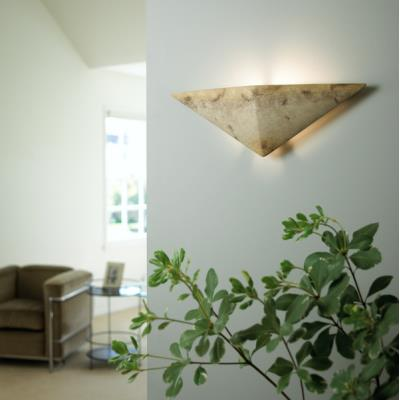 Justice Design 5140 Triangle ADA Sconce