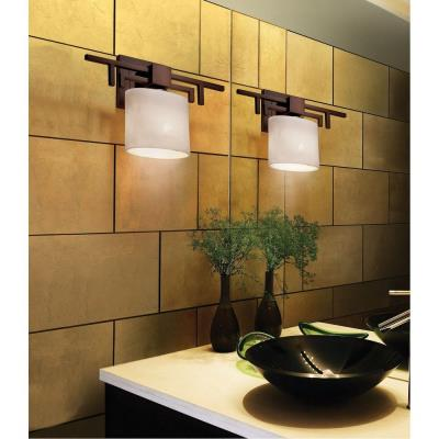 "Justice Design CLD-8711 Clouds - 14.254"" One Light Wall Sconce"