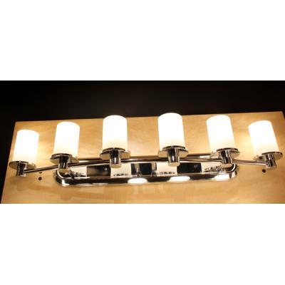 Justice Design FSN-8516 Rondo 6-Light Bath Bar