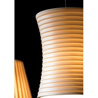 Justice Design POR-8872 Tall Egg Accent Lamp