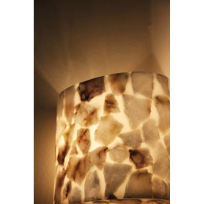 Justice Design ALR-5551 Clips Rectangle Wall Sconce (ADA)