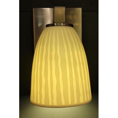 Justice Design POR-8821 Limoges - One Light Wall Sconce