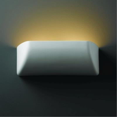 Justice Design 2950 Large Scoop Sconce