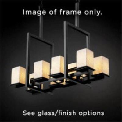 Justice Design FAL-8618 LumenAria - Eleven Light Chandelier