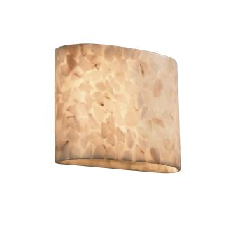 Justice Design ALR-8855 ADA Wide Oval Wall Sconce