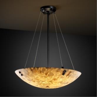 "Justice Design ALR-9664 36"" Bowl Pendant"