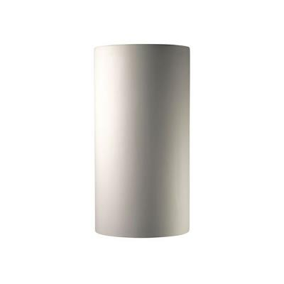 Justice Design 1160W Really Big Cylinder Closed Top Outdoor Sconce