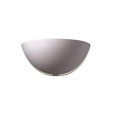 Justice Design 1385 Large Cosmos Sconce