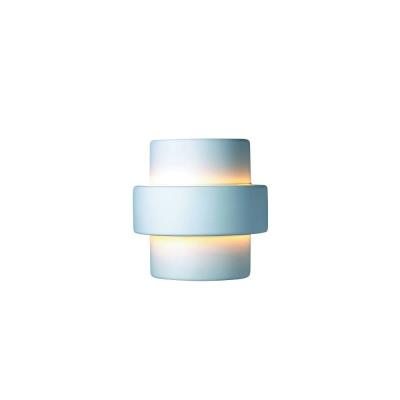 Justice Design 2215W Large Step Outdoor Sconce