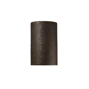 Large Cylinder Closed Top Outdoor - ADA Sconce