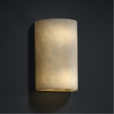 Justice Design CLD-0945W One Light Outdoor Wall Sconce