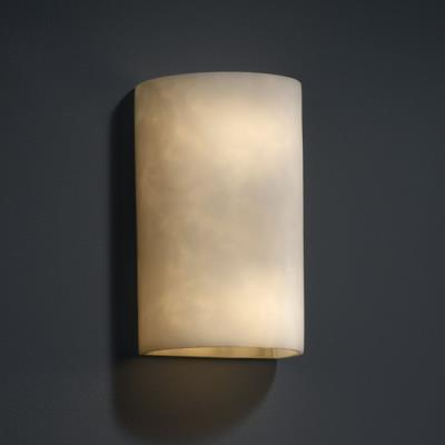 Justice Design CLD-1265W One Light Outdoor Wall Sconce