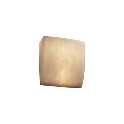 Justice Design CLD-5120 ADA Square Wall Sconce