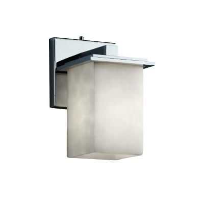 Justice Design CLD-8671 Montana - One Light Wall Sconce