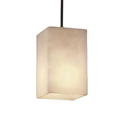 Justice Design CLD-8816 One Light Small Pendant