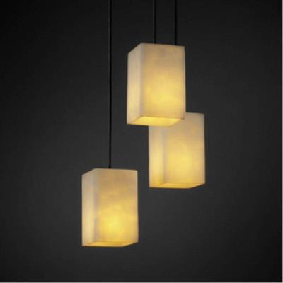Justice Design CLD-8864 3-Light Cluster Small Pendant