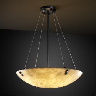 "Justice Design CLD-9664 36"" Pendant Bowl"