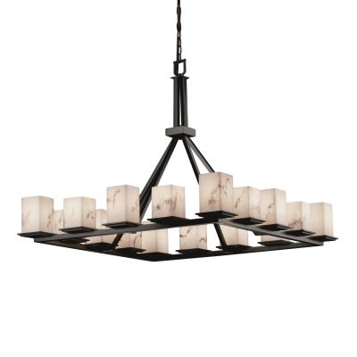Justice Design FAL-8615 LumenAria - Sixteen Light Chandelier