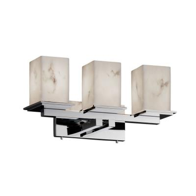 Justice Design FAL-8673 Montana - Three Light Bath Bar