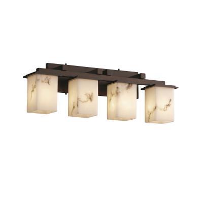 Justice Design FAL-8674 Montana - Four Light Bath Bar