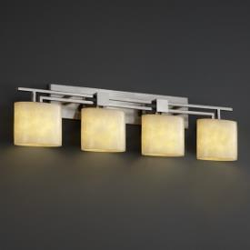 Justice Design FAL-8704 LumenAria - Four Light Bath Bar